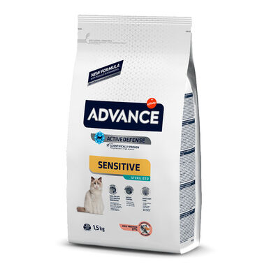 Affinity Advance Feline Sterilized Sensitive salmón y cebada
