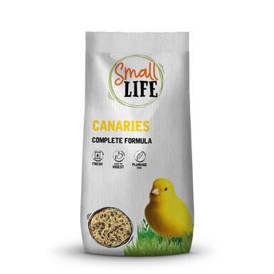Alimento Small Life para canario