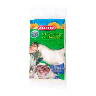 Lecho para hámster Zolux blanco 25 g