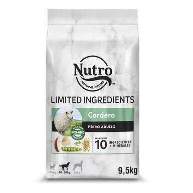 Nutro Limited Ingredient Diet razas medianas cordero