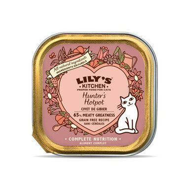 Lily's Kitchen Feline tarrina 85 gr