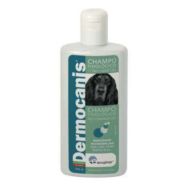 Dermocanis champú para perros pelo largo y liso