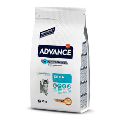 Affinity Advance Feline Kitten pollo y arroz