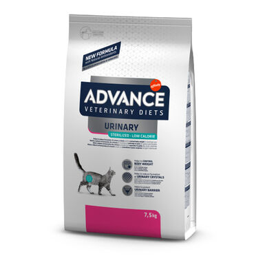 Advance Veterinary Diets Feline Urinary Sterilized Low Calorie