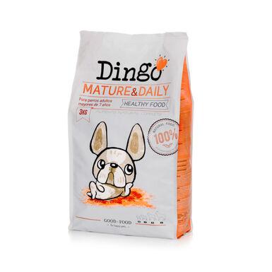 Dingo Mature & Daily pienso para perros senior