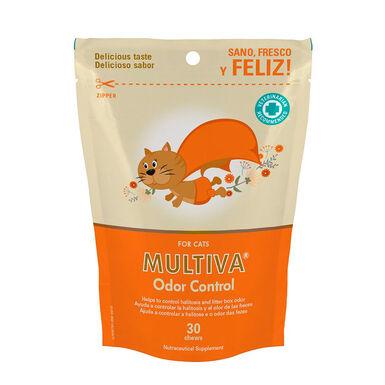 Multivitamínico para gatos Multiva Odor Control