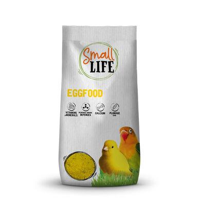 Pasta de cría amarilla Small Life para aves 1 kg