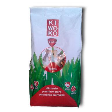 Alimento Premium para Cobaya Kiwoko Start 750 g