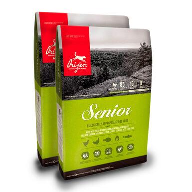Orijen Senior - 2x11,4 kg Pack Ahorro