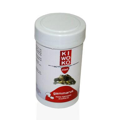 Alimento para Tortuga Acuática Gammarus Kiwoko Start