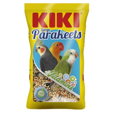 Kiki alimento para cotorritas, ninfas y agapornis