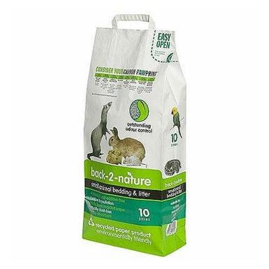 Back2Nature lecho higiénico ecológico animales