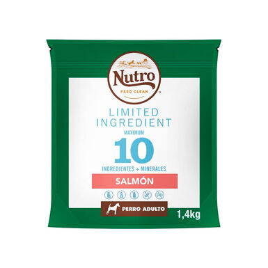Nutro Limited Ingredient Diet razas medianas salmón
