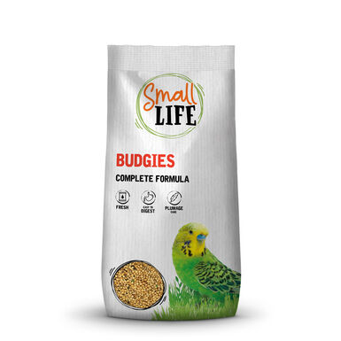 Small Life Menu periquito 1 kg