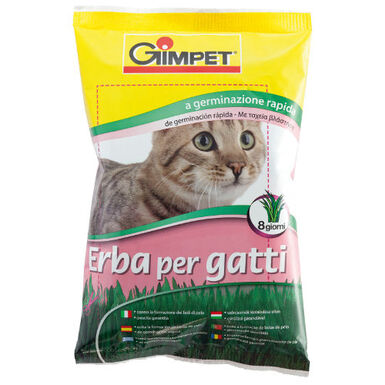 GimPet en bolsa hierba gatera para gatos