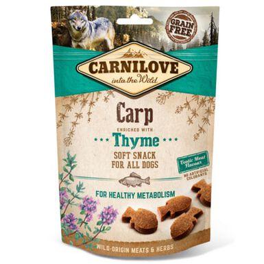 Carnilove Soft Snack Carpa snack para perro blando