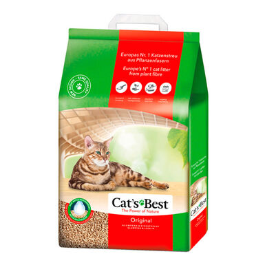 Lecho Vegetal Cat´s Best Öko Plus Varios Formatos