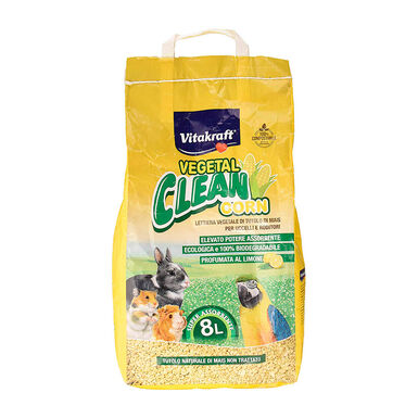 Vitakraft Lecho Vegetal Corn 8 L