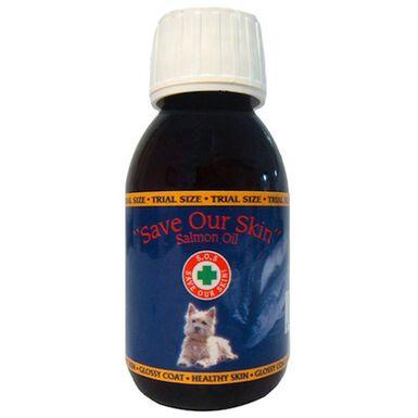 Fish4Dogs aceite salmón suplemento para mascotas