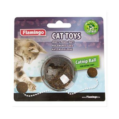 Flamingo Catnip pelota para gatos
