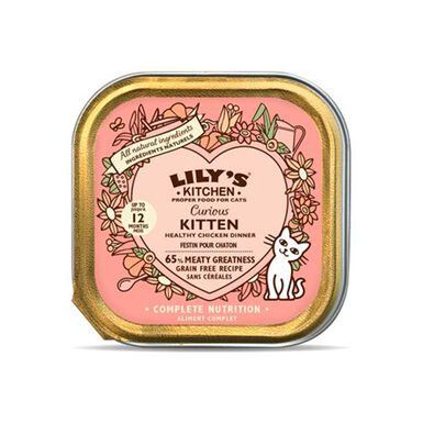 Lily's Kitchen Feline kitten 85 gr