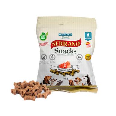 Snacks Serrano para perro