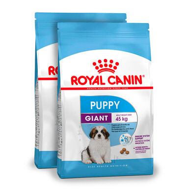 Royal Canin Giant Puppy - 2x15 kg Pack Ahorro