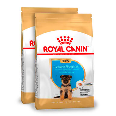 Royal Canin Pastor Alemán Puppy - 2x12 kg Pack Ahorro