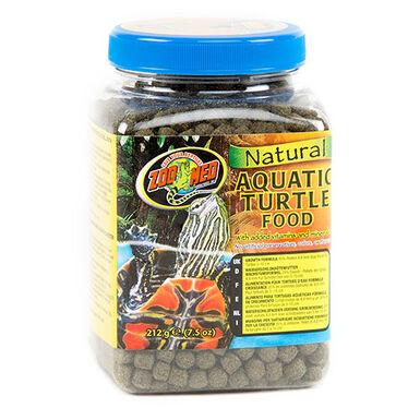 Zoo Med Natural alimento para tortugas en crecimiento