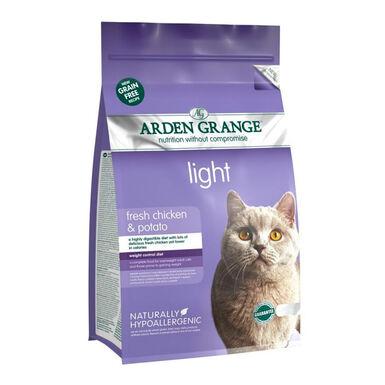 Arden Grange Feline Light 4 kg