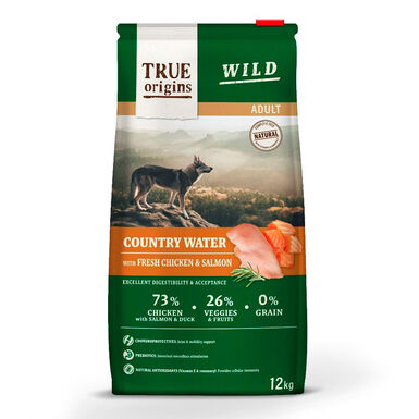 True Origins Wild Dog Country Water Adult