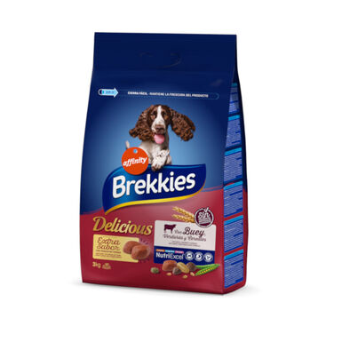 Brekkies Excel Tender & Delicious buey