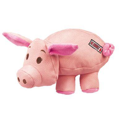 Kong Phatz cerdo peluche para perros