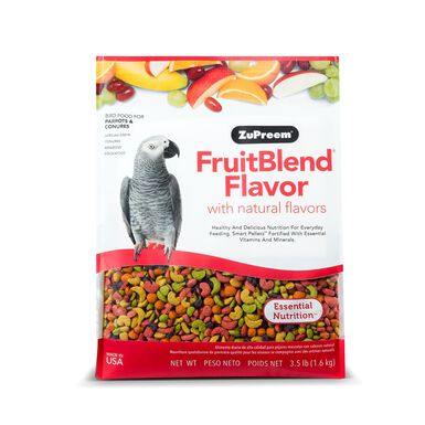 Alimento ZuPreem Fruit Blend M/L 1,6 kg