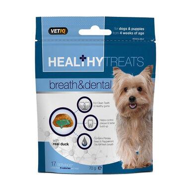 Snacks VetIQ para salud dental 70 gr