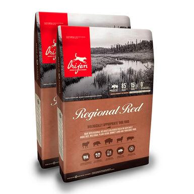 Orijen Regional Red - 2x11,4 kg Pack Ahorro
