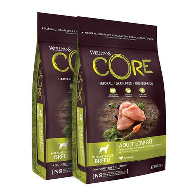 Wellness Core Healthy - 2x10 kg Pack Ahorro