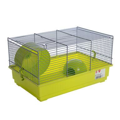 Jaula Kiwoko Tundra verde para roedor