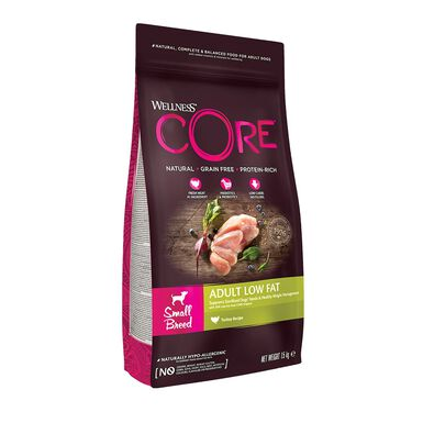 Wellness Core Healthy razas pequeñas