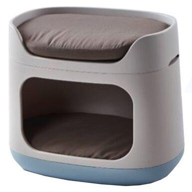 Curver Bunkbed cama cueva transportín para mascotas