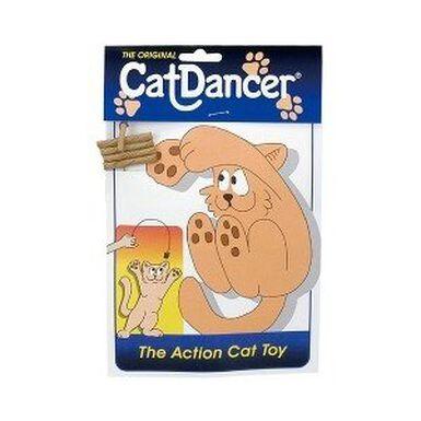 Cat Dancer Produc caña bailarina juguete gatos