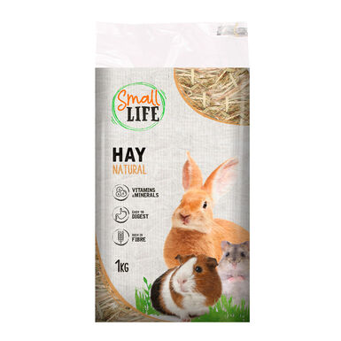 Heno natural Small Life Natural