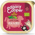 Edgard & Cooper Vacuno y Ternera comida para gatos image number null