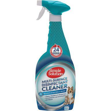 Simple Solution spray limpiador multisuperficies