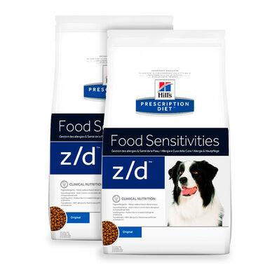 Hill's Prescription Diet z/d Ultra - 2x10 kg Pack Ahorro