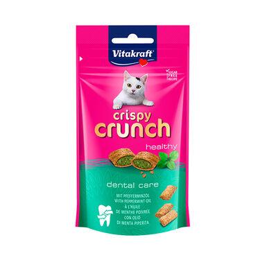Snack Vitakraft Crispy Crunch Dental para gatos 60 gr