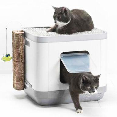 Moderna Catconcept bandeja sanitaria gatos 3 en 1