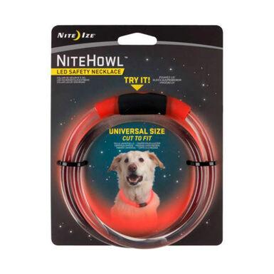 Collar con luz LED para perros