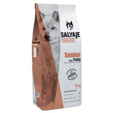 Salvaje Original Senior pienso para perros