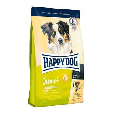 Happy Dog Junior Cordero y Arroz 10 kg